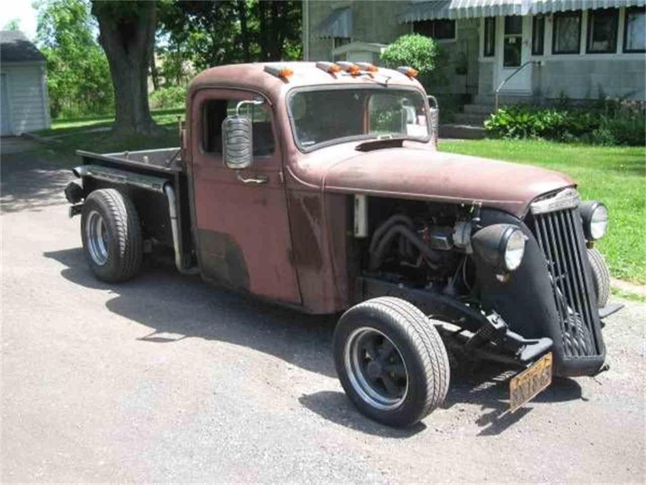 1937 Chevrolet Rat Rod for Sale | ClassicCars.com | CC-887855