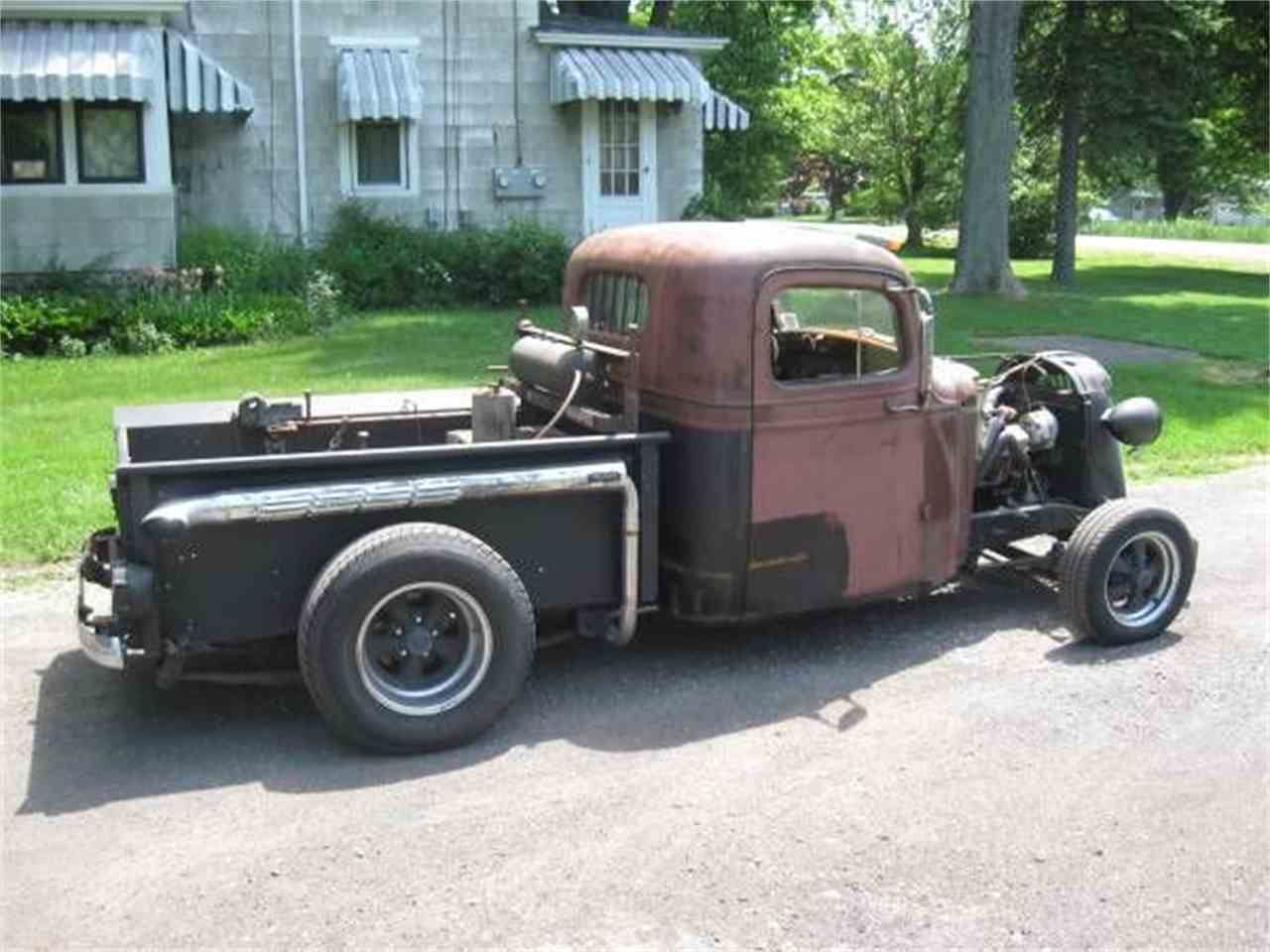 Large Picture of '37 Rat Rod - J12N