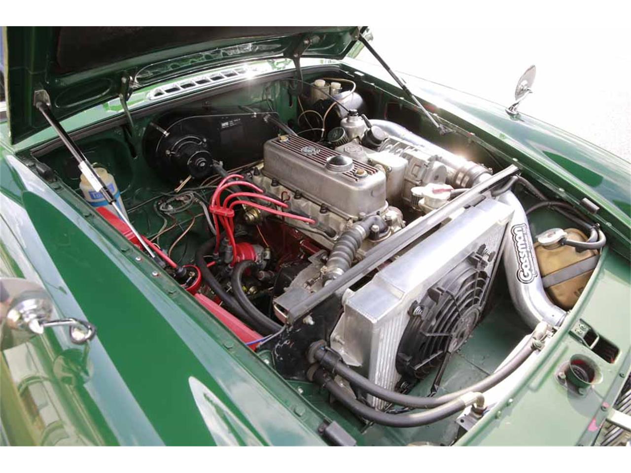 Large Picture of Classic '65 MG MGB located in Waynesboro Virginia Offered by Gassman Automotive - J14W