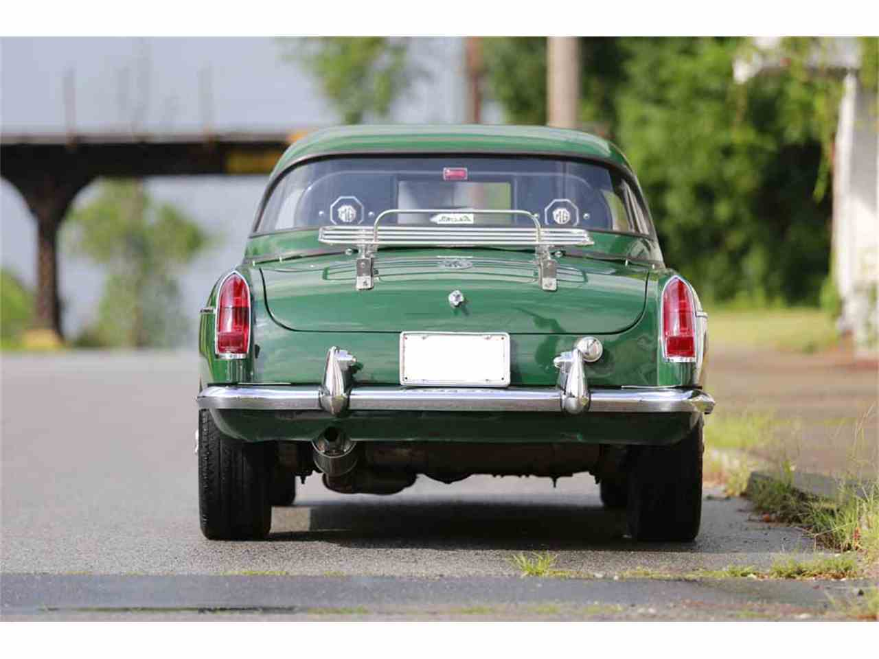 Large Picture of Classic 1965 MGB located in Virginia  Auction Vehicle Offered by Gassman Automotive - J14W