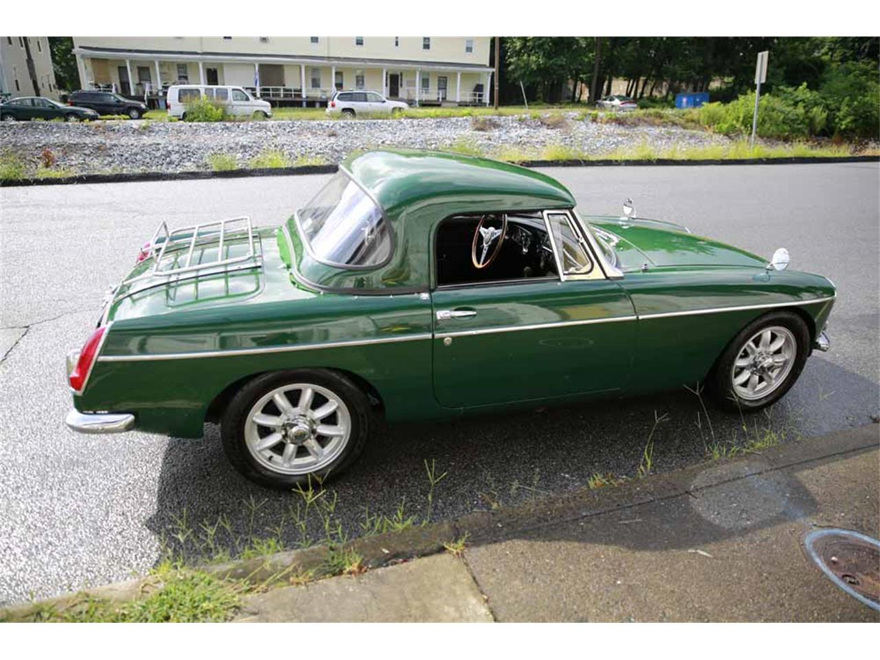 Large Picture of 1965 MG MGB Auction Vehicle - J14W