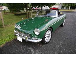 Picture of 1965 MGB located in Virginia Auction Vehicle - J14W