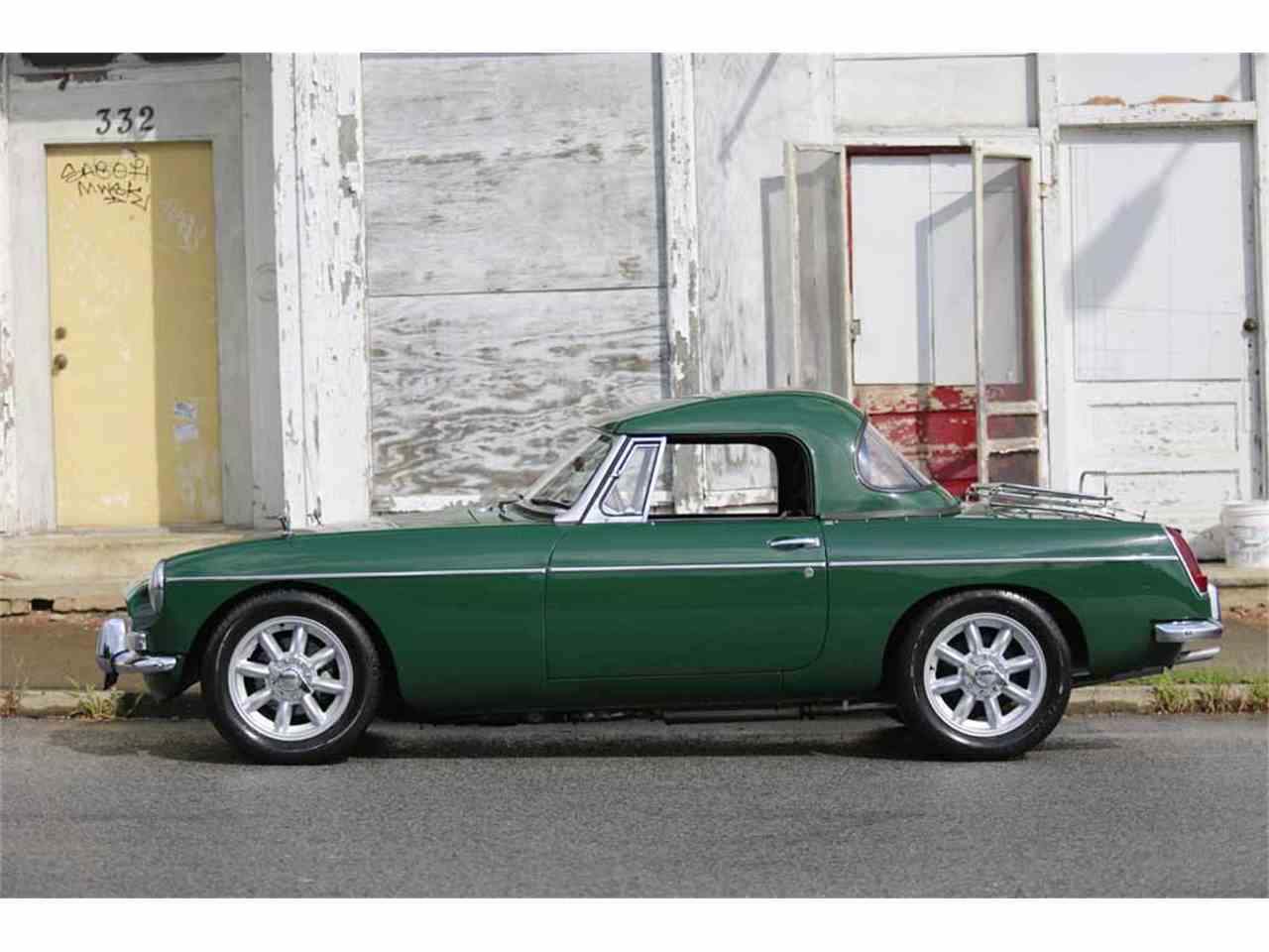 Large Picture of 1965 MGB located in Virginia  Auction Vehicle Offered by Gassman Automotive - J14W