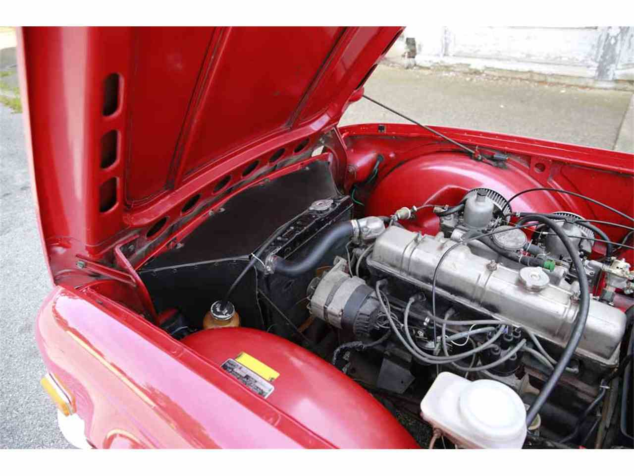 Large Picture of '69 TR6 - J14Z