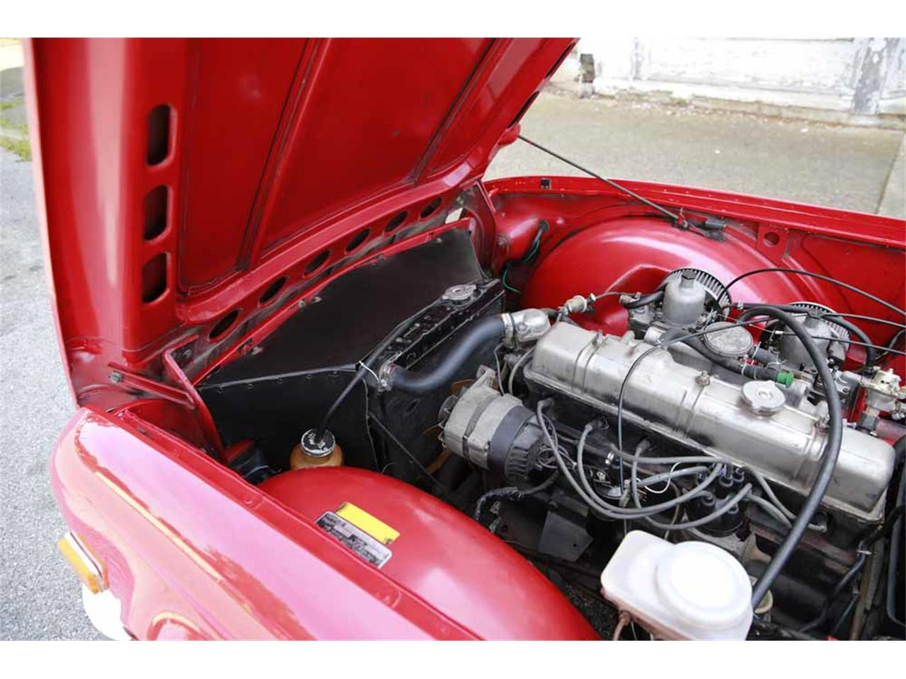 Large Picture of Classic 1969 Triumph TR6 located in Virginia Offered by Gassman Automotive - J14Z