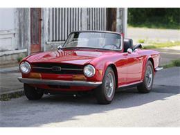 Picture of 1969 Triumph TR6 - J14Z