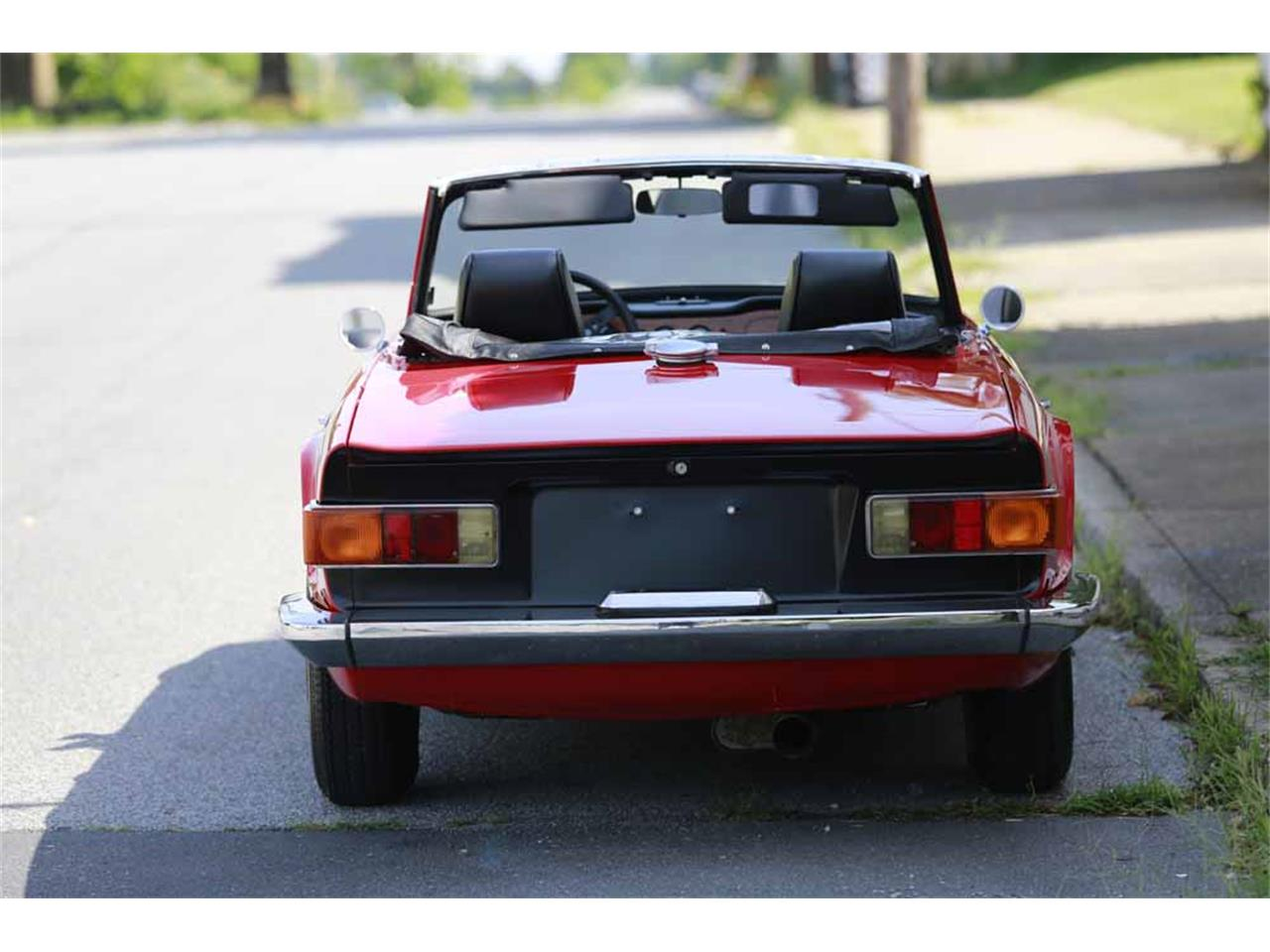 Large Picture of Classic '69 TR6 located in Virginia - J14Z