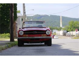 Picture of '69 TR6 located in Virginia Offered by Gassman Automotive - J14Z