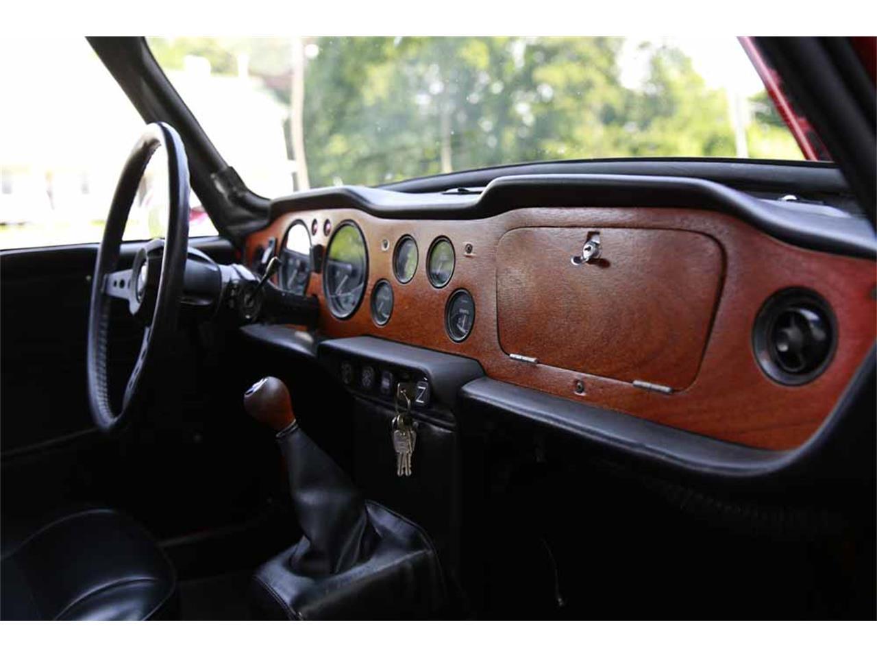 Large Picture of 1969 Triumph TR6 located in Waynesboro Virginia - J14Z