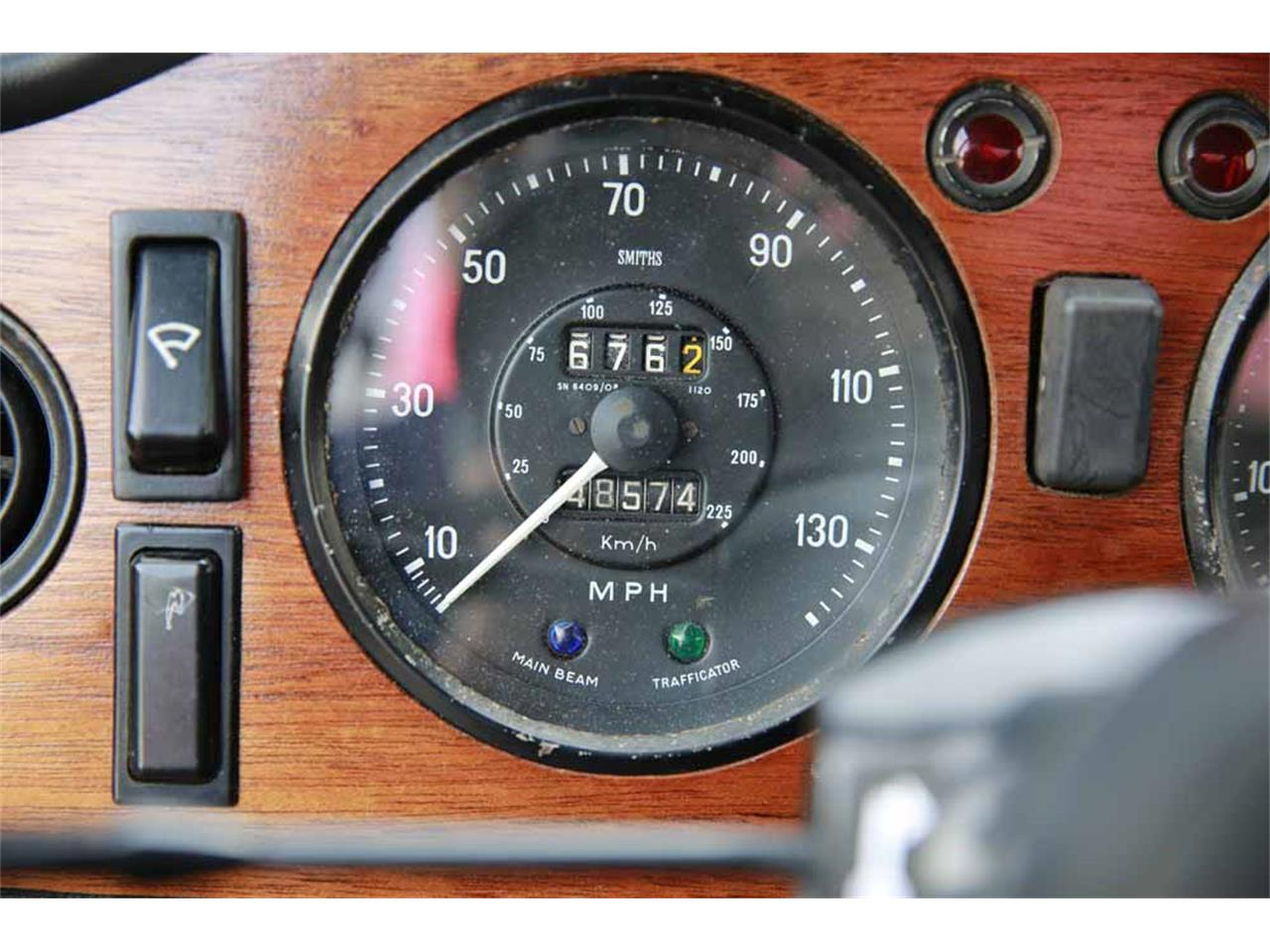 Large Picture of Classic '69 Triumph TR6 Offered by Gassman Automotive - J14Z