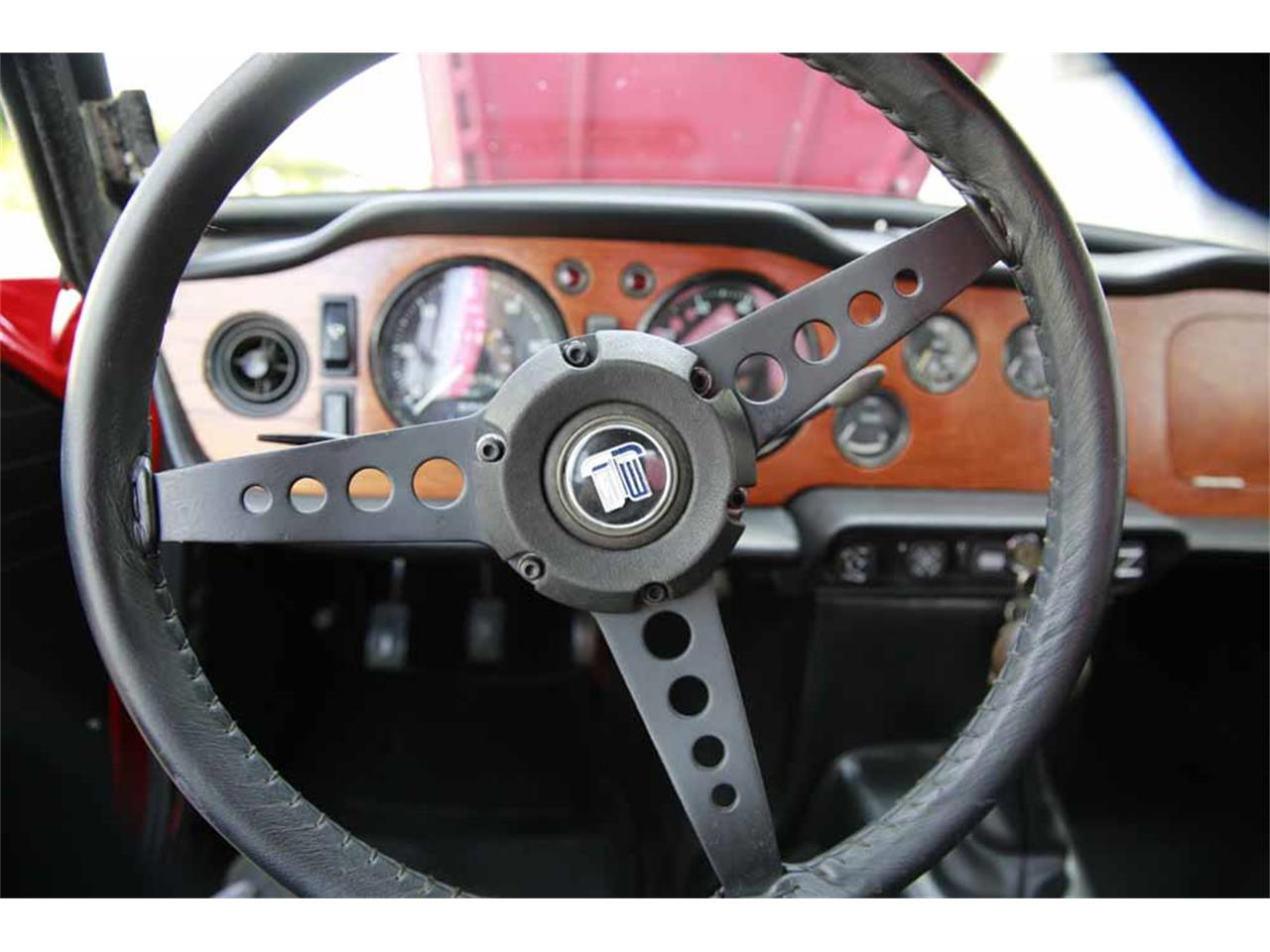Large Picture of 1969 Triumph TR6 located in Virginia Auction Vehicle - J14Z