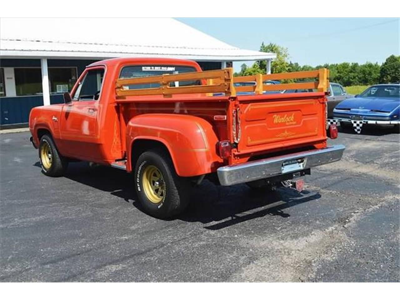 1978 Dodge Warlock for Sale   ClassicCars.com   CC-887977