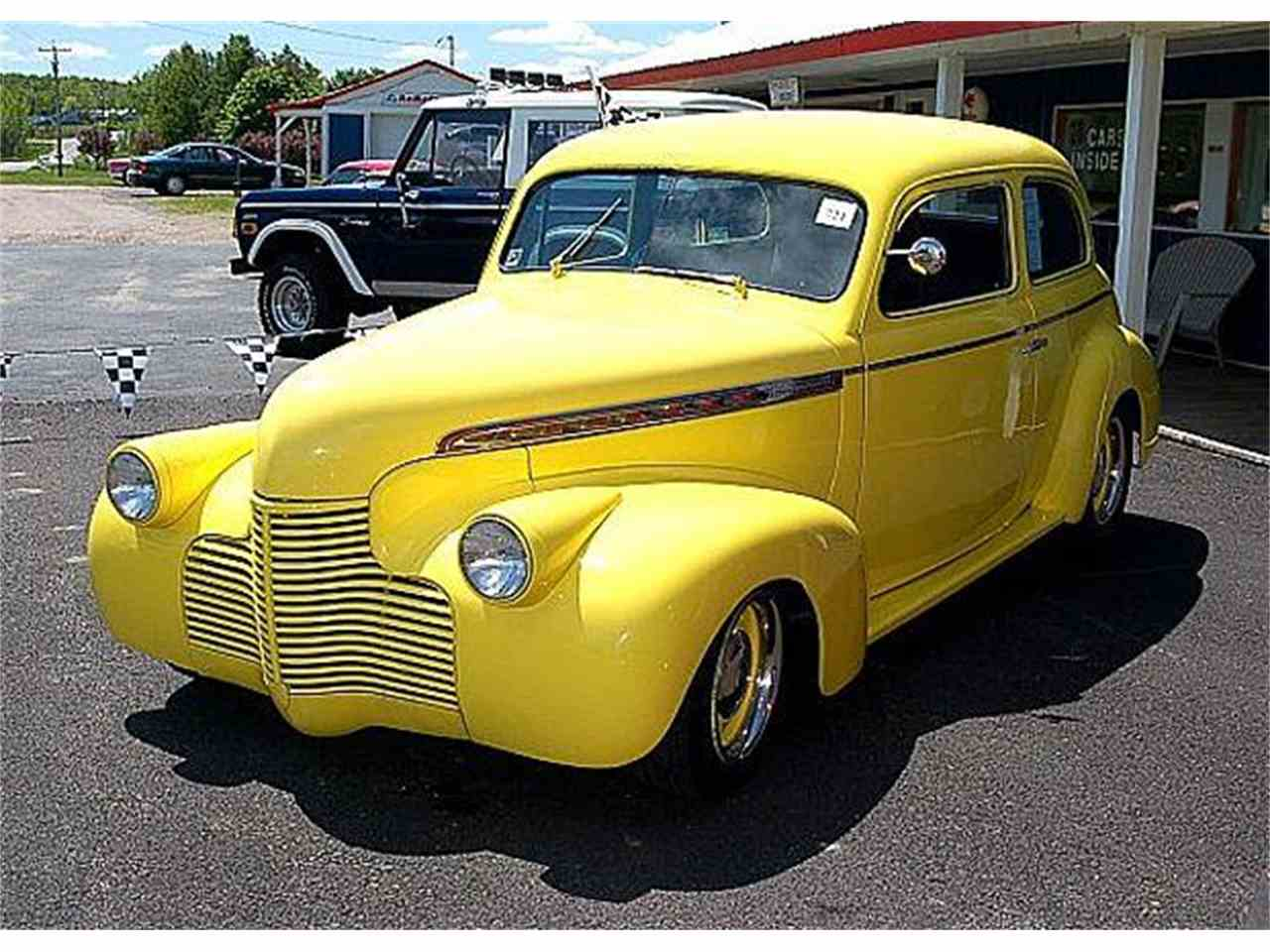 Large Picture of '40 Hot Rod - J164