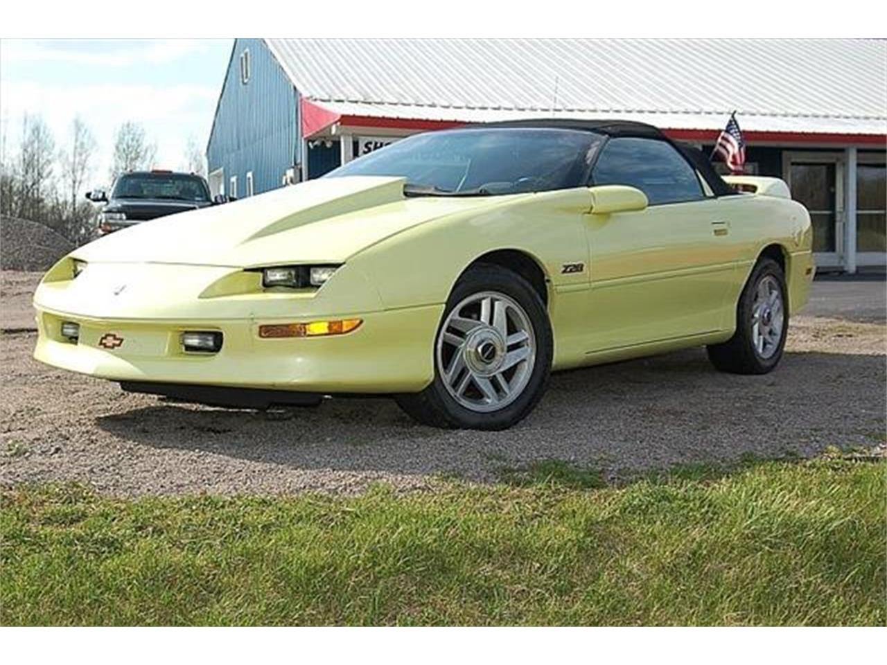 Large Picture of '95 Camaro - J166