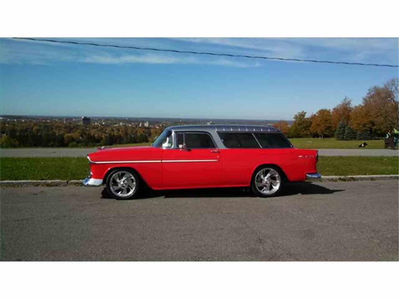 Large Picture of Classic '55 Nomad - $89,000.00 - J168