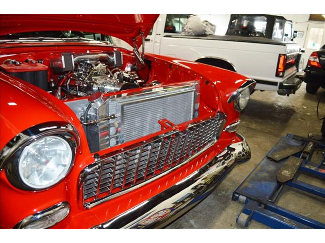 Large Picture of 1955 Chevrolet Nomad located in New York - $89,000.00 Offered by AB Classic Cars - J168