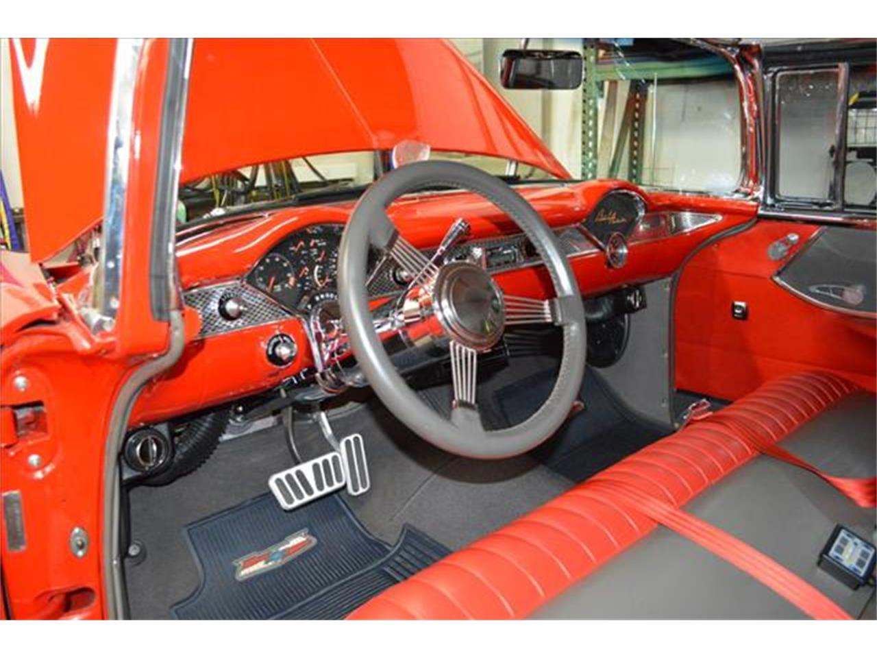 Large Picture of Classic 1955 Chevrolet Nomad - J168