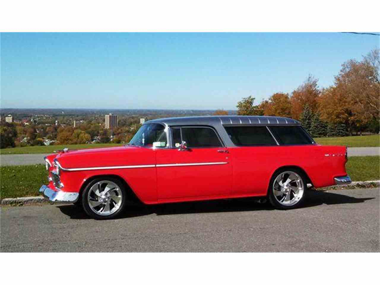 Large Picture of 1955 Chevrolet Nomad located in New York - $89,000.00 - J168