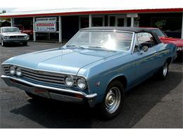 Picture of '67 Chevelle - J16C