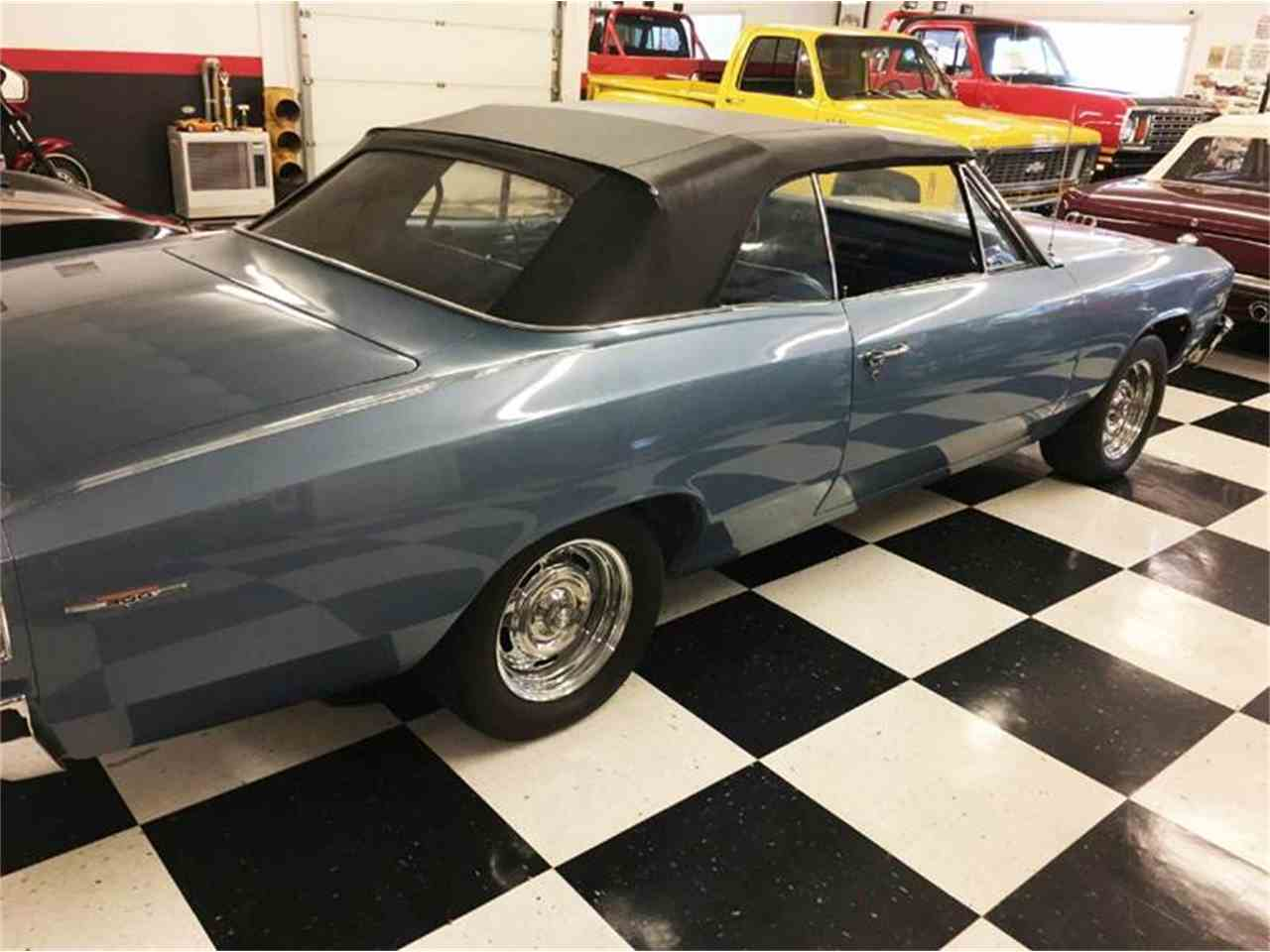 Large Picture of '67 Chevelle - J16C