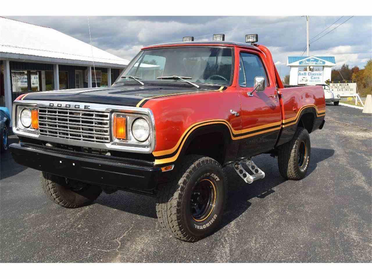 1978 Dodge Power Wagon for Sale | ClicCars.com | CC-887993