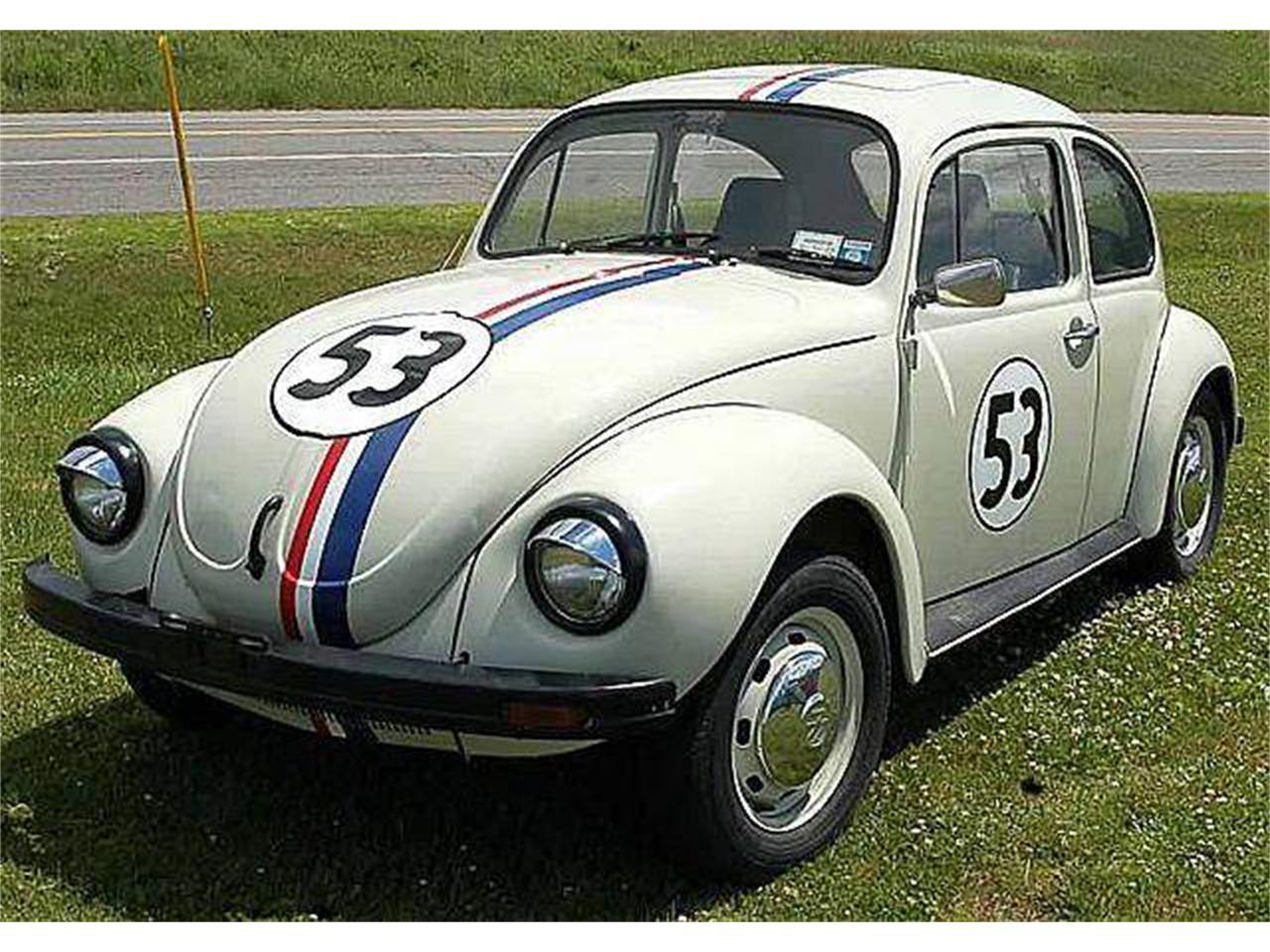 1972 volkswagen beetle for sale cc 887996. Black Bedroom Furniture Sets. Home Design Ideas