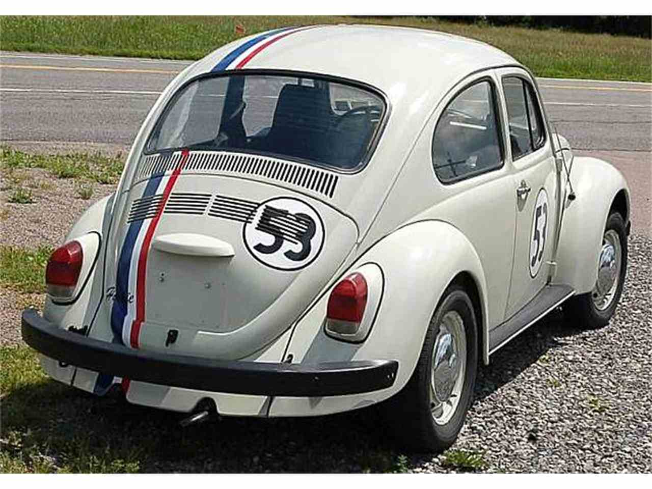 Large Picture of '72 Beetle - J16K