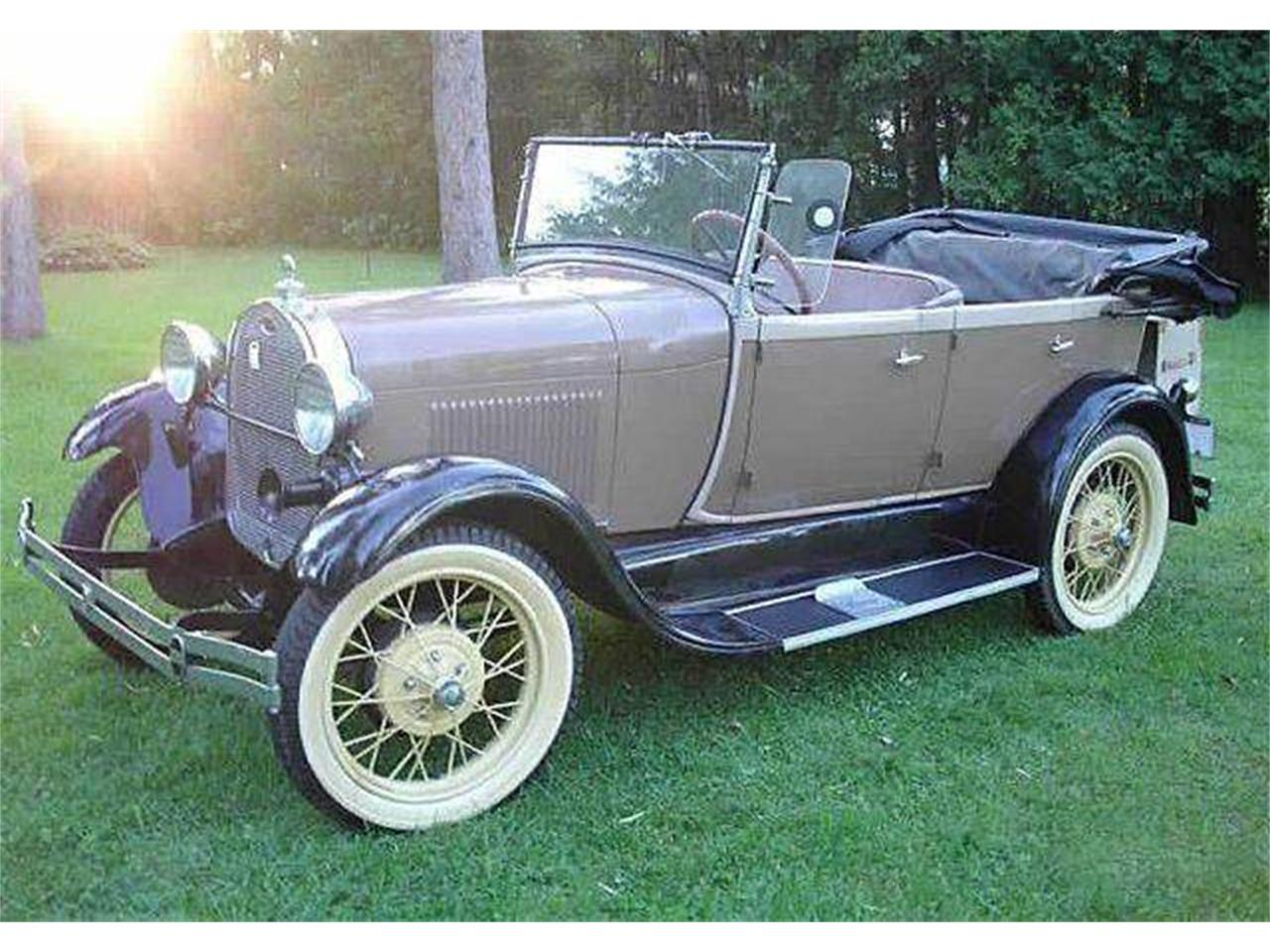 Large Picture of '28 Model A - J16L