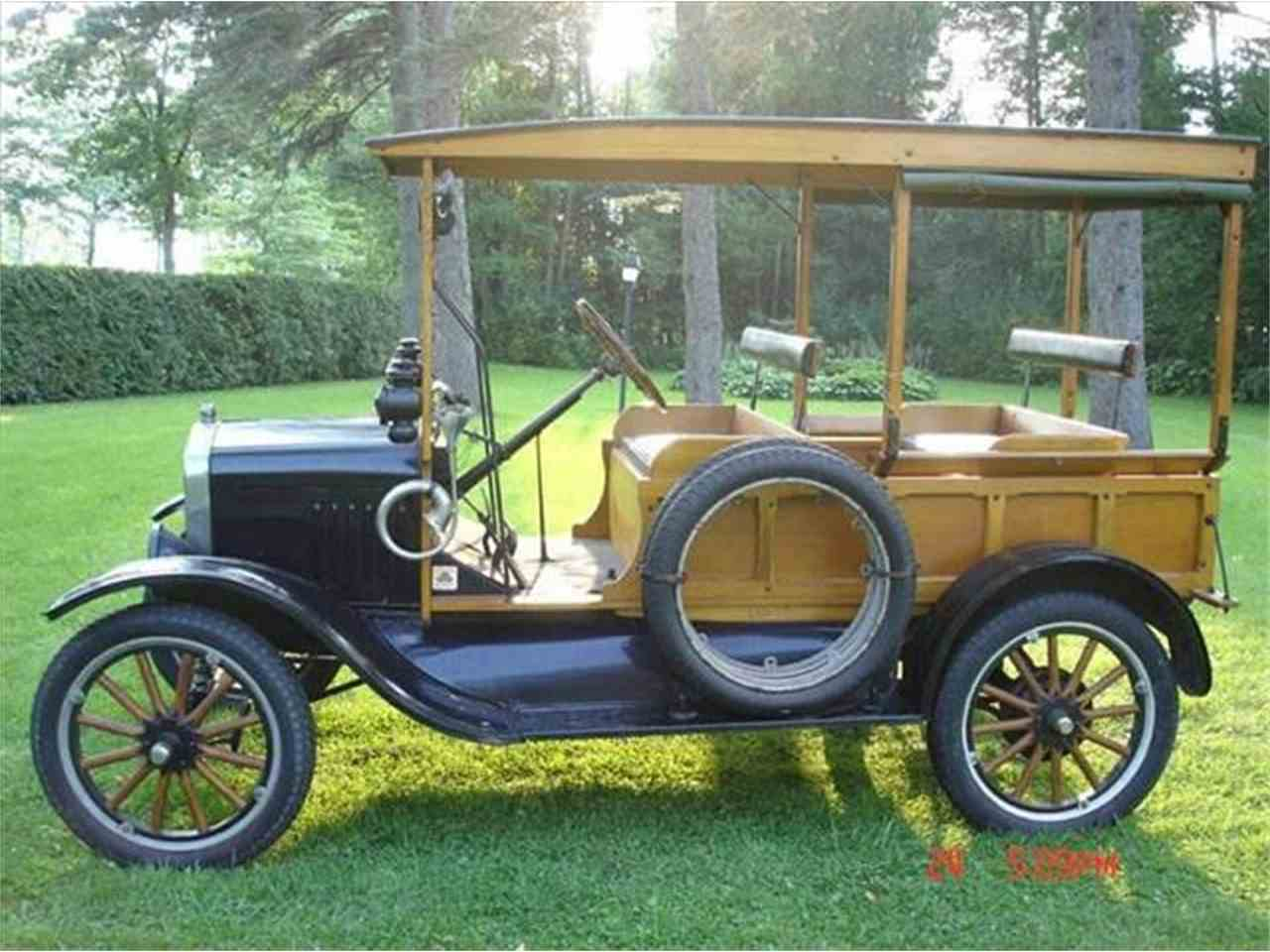 Large Picture of '24 Model T - J16N