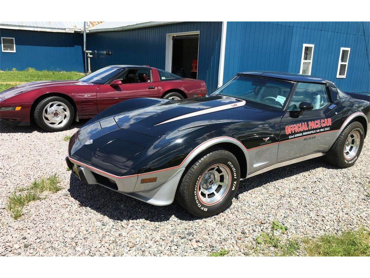 Large Picture of 1978 Chevrolet Corvette located in New York - $19,900.00 Offered by AB Classic Cars - J16S