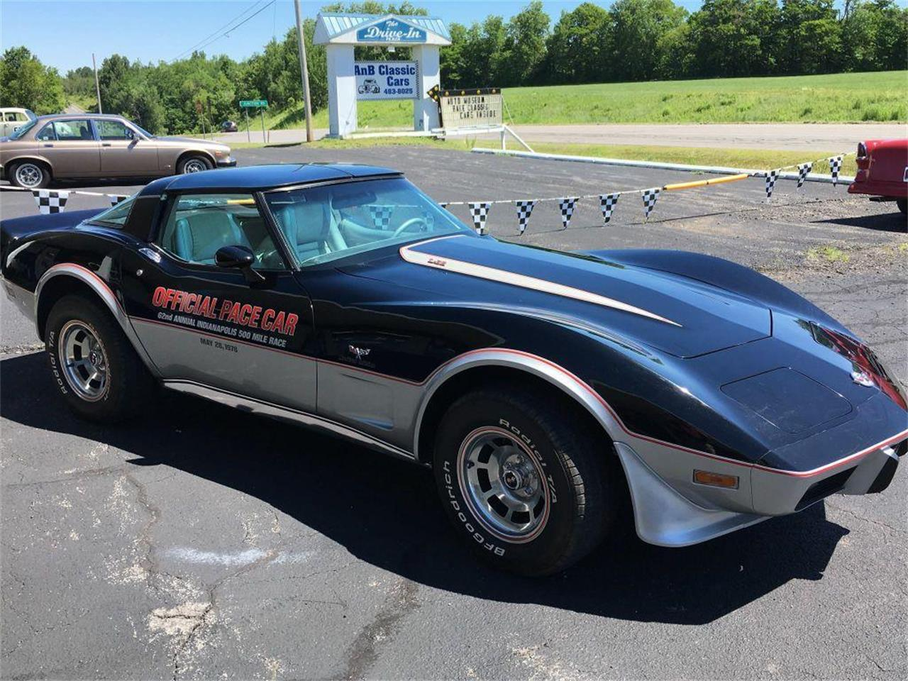 Large Picture of '78 Corvette - $19,900.00 - J16S
