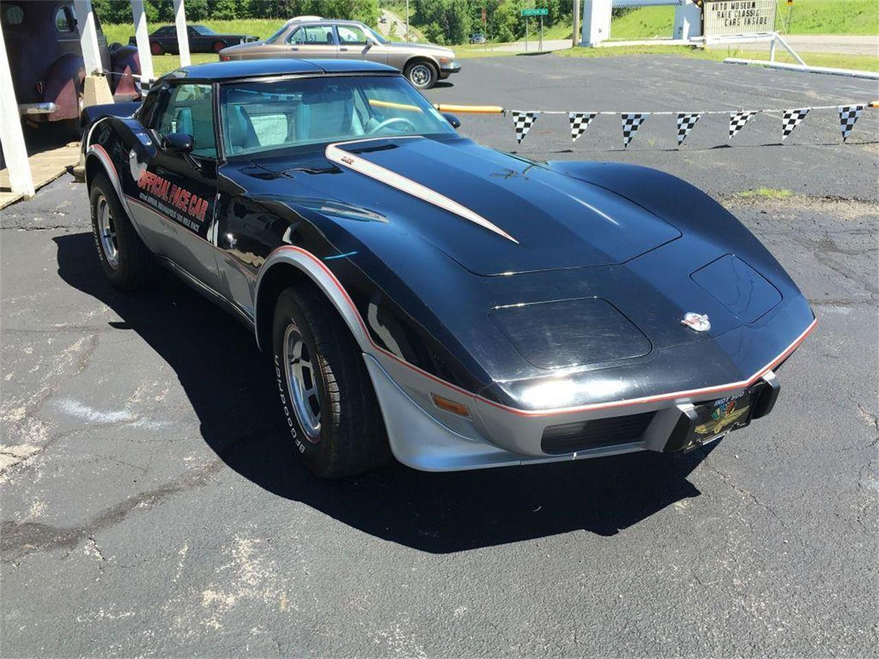 Large Picture of 1978 Corvette located in Malone New York - J16S