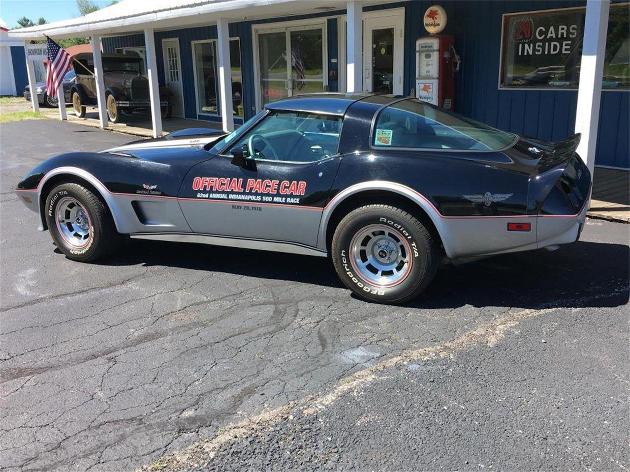 Large Picture of '78 Corvette located in New York Offered by AB Classic Cars - J16S