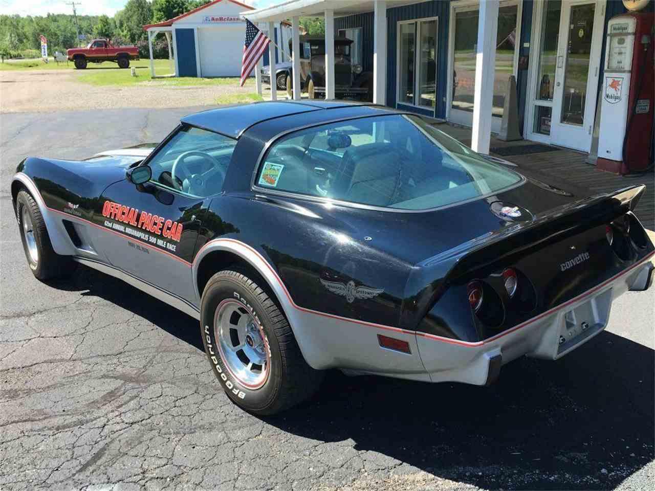Large Picture of '78 Corvette - J16S