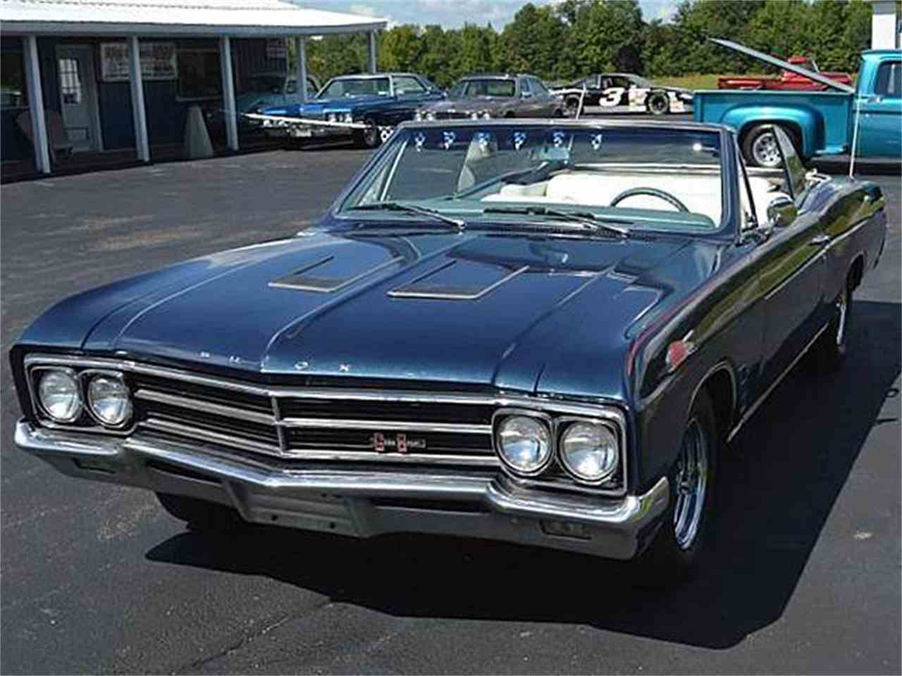 Large Picture of '66 Skylark - J16X
