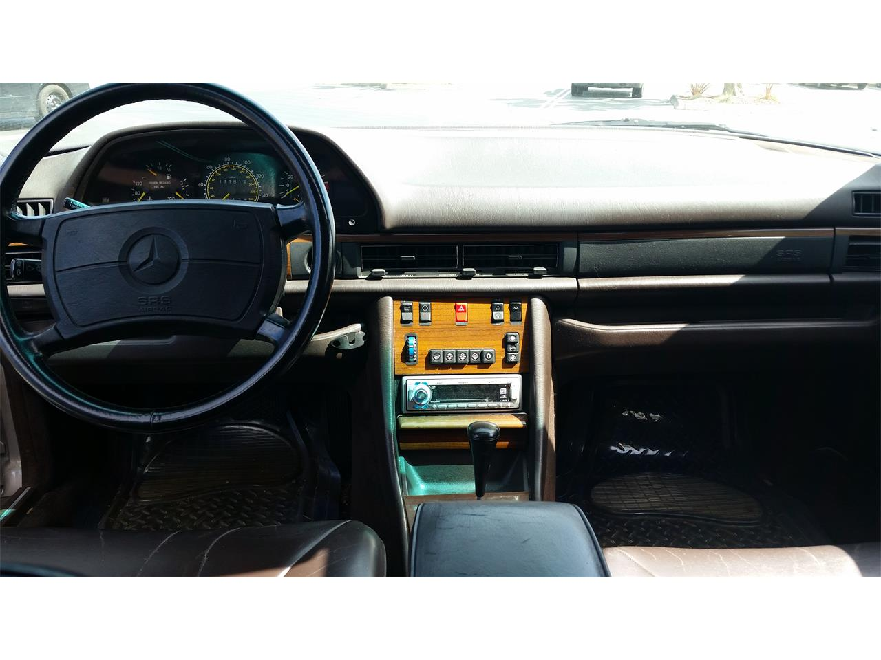 Large Picture of '89 420SEL - J17U