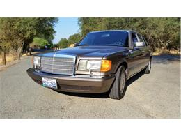 Picture of '89 420SEL - J17U
