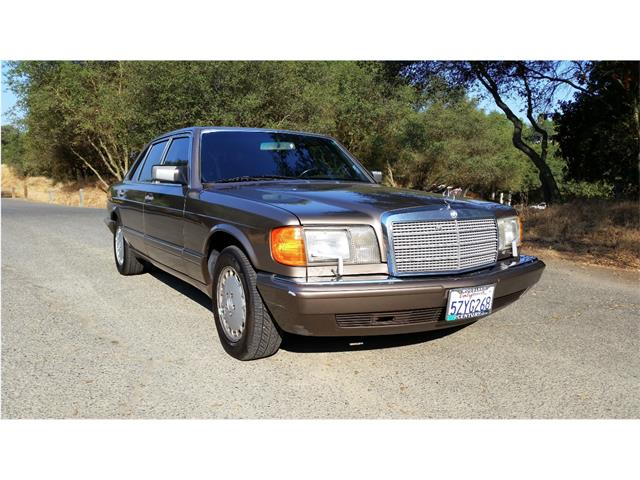 Picture of 1989 420SEL - $5,995.00 - J17U