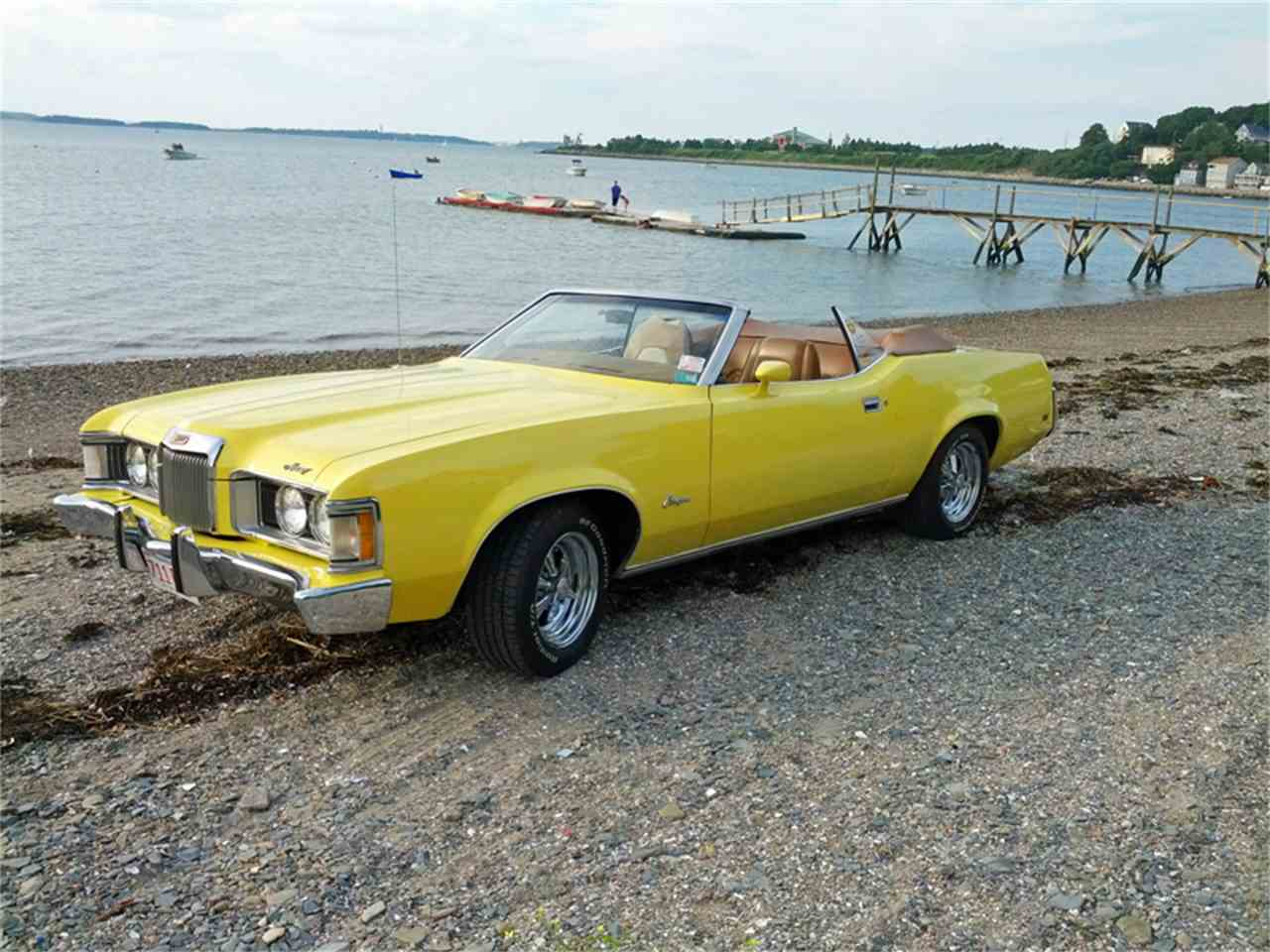 1973 Mercury Cougar XR7 for Sale | ClassicCars.com | CC-888051