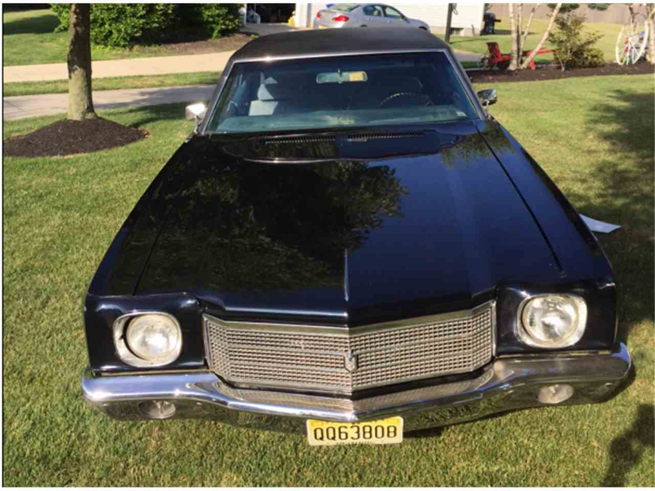 Large Picture of '70 Monte Carlo - J18R