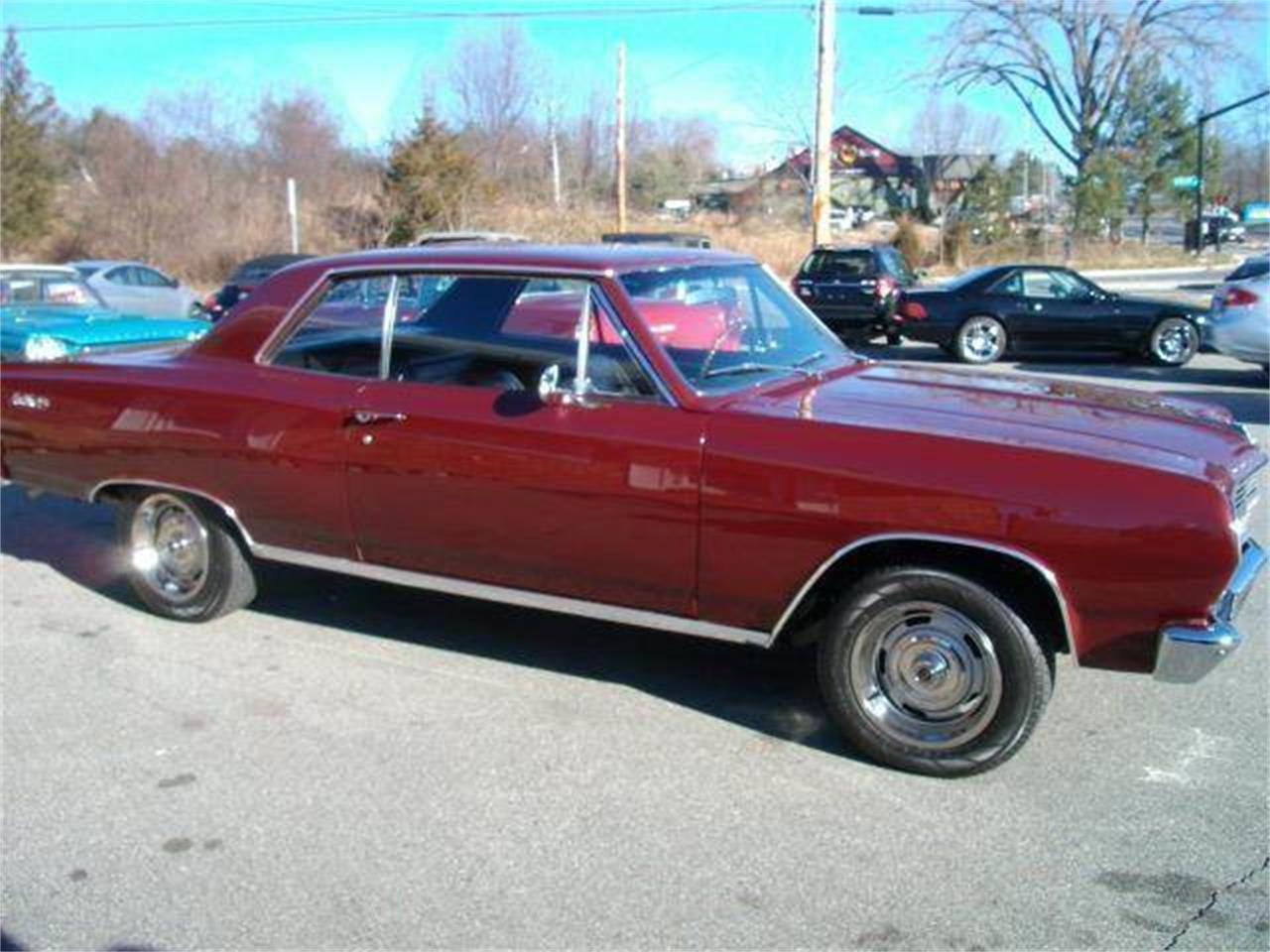 For Sale: 1965 Chevrolet Chevelle SS in Westford, Massachusetts