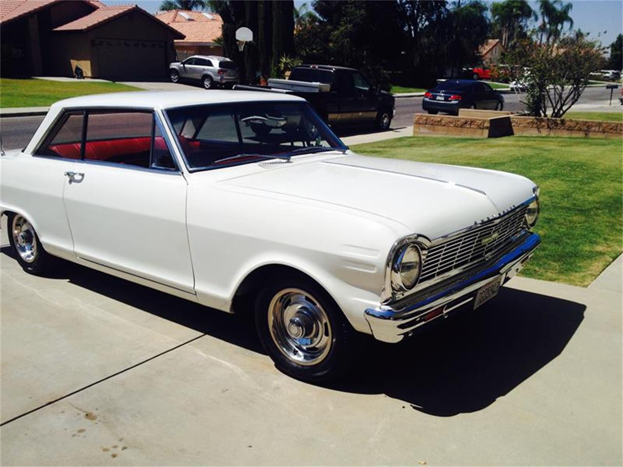 Large Picture of '65 Nova located in San Luis Obispo California Offered by Classic Car Guy - IVN1