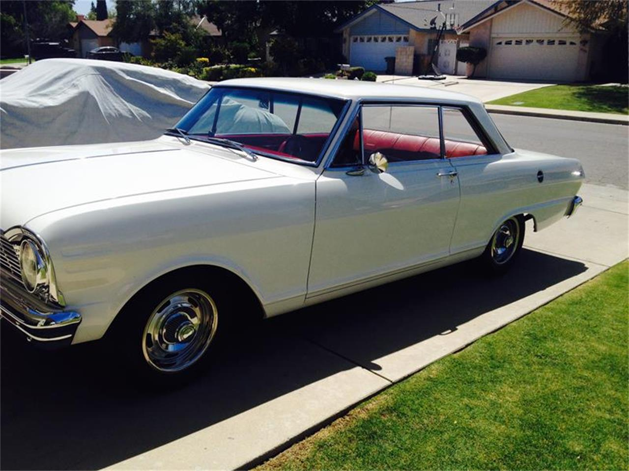 Large Picture of Classic 1965 Chevrolet Nova located in San Luis Obispo California Offered by Classic Car Guy - IVN1