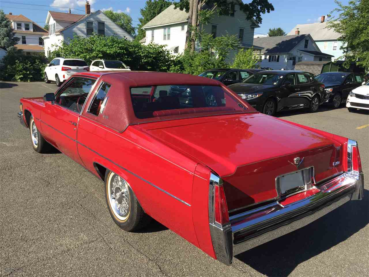 Large Picture of '77 Coupe DeVille - IVN6