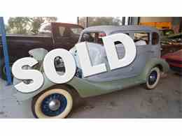 Picture of Classic '35 Studebaker Dictator - $12,000.00 Offered by TX Collector Classic Cars - J1CU