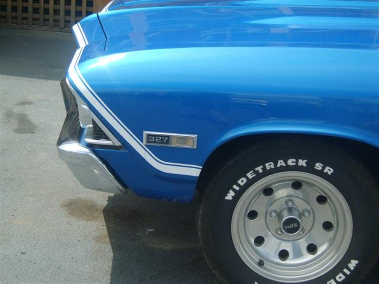 Large Picture of '68 El Camino - J1D4