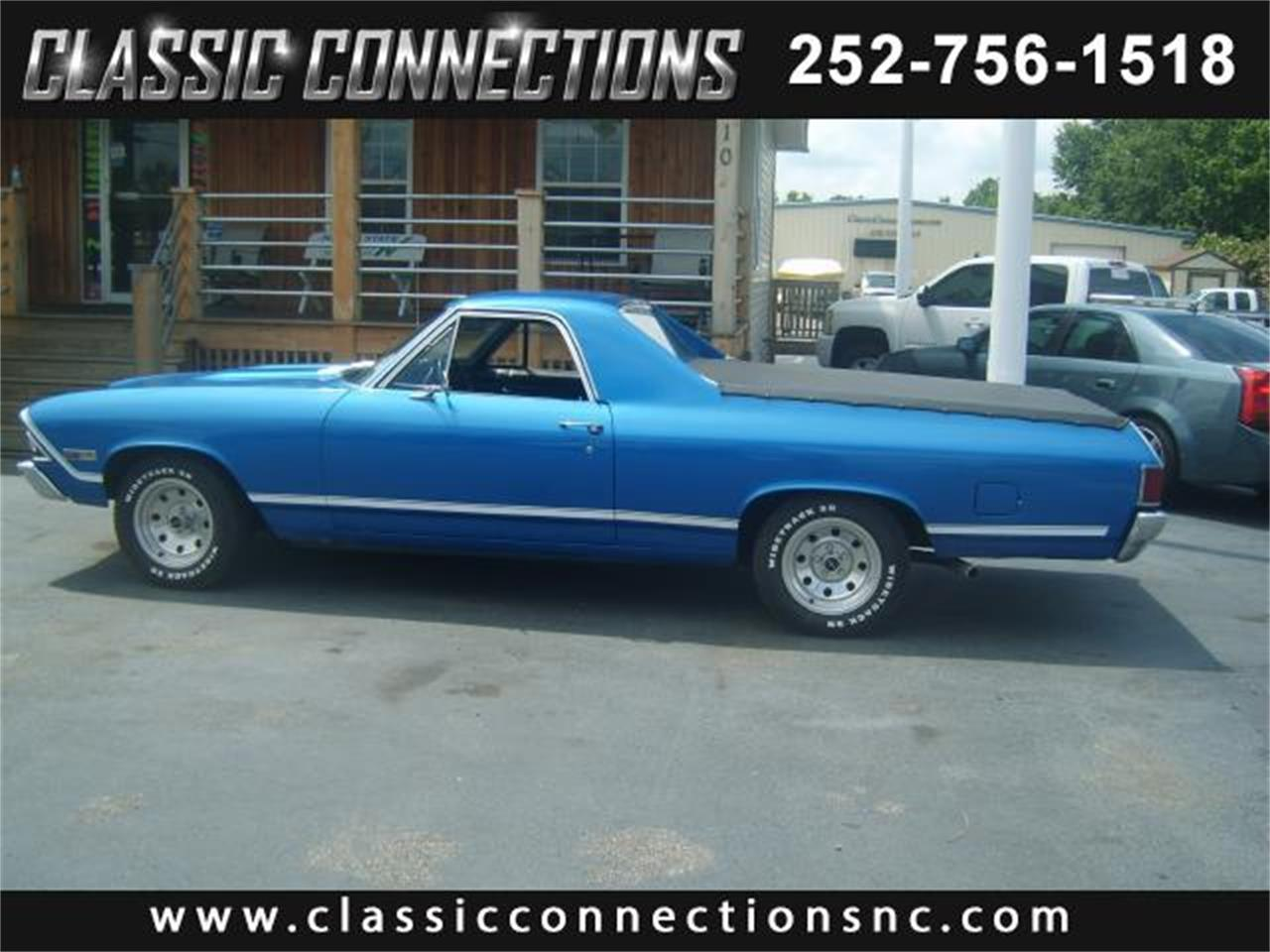 1968 Chevrolet El Camino For Sale Cc 888232 Chevy Large Picture Of 68 J1d4