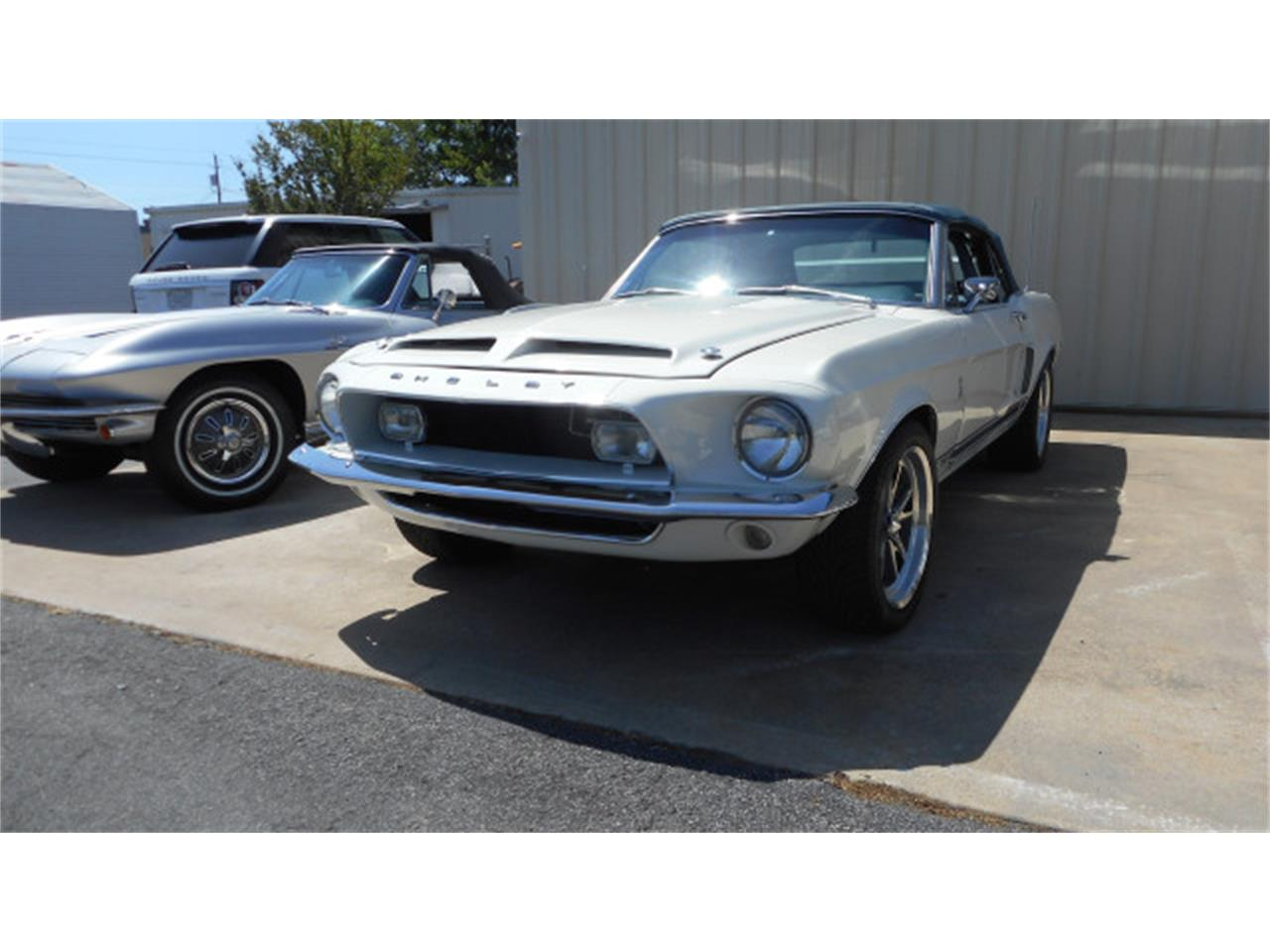 Large Picture of Classic '68 Ford Mustang located in Greenville North Carolina - $69,995.00 - J1DB