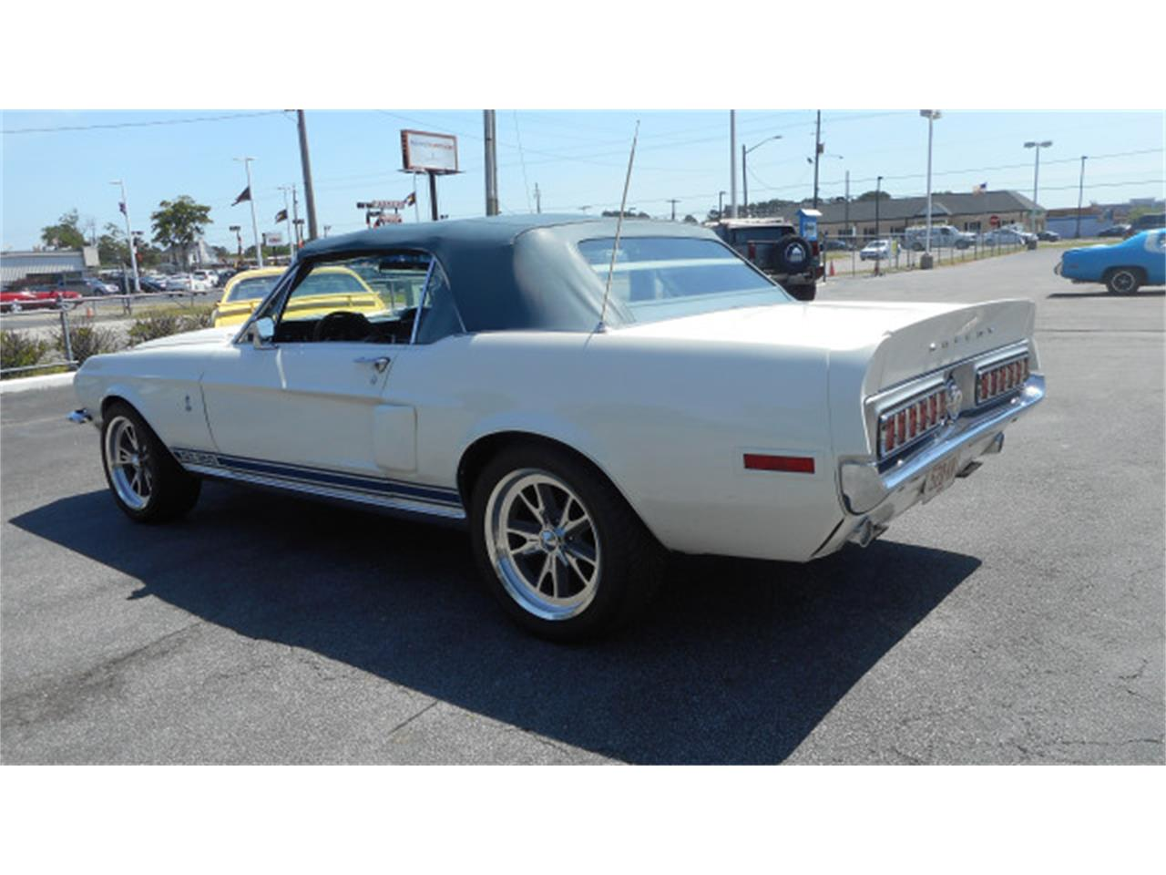 Large Picture of 1968 Ford Mustang - $69,995.00 Offered by Classic Connections - J1DB