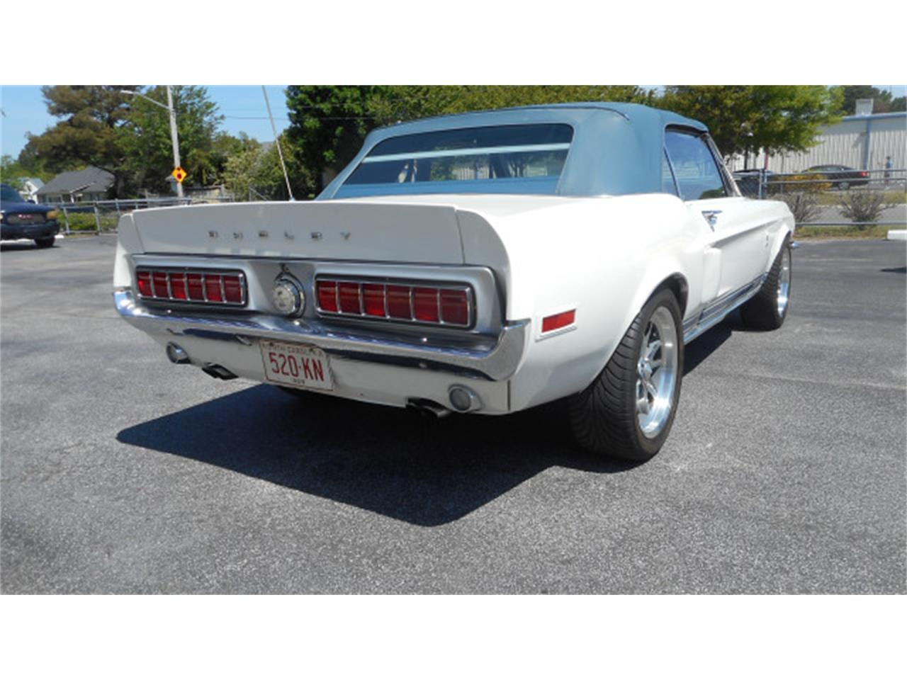 Large Picture of 1968 Ford Mustang located in Greenville North Carolina Offered by Classic Connections - J1DB